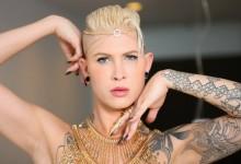 Erotic shemale sex star Danni Daniels gets kinky at her personal website dannixxx.com